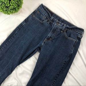 Levi's 541 straight leg jeans stretch 29x30